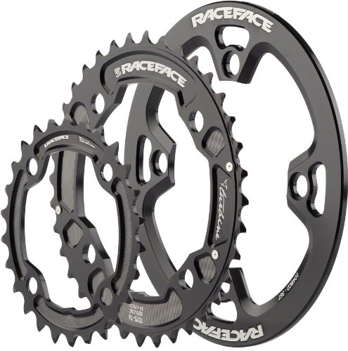 10 Speed Pack (Race Face Turbine 3x10 Ring Set 24-36-Bash)
