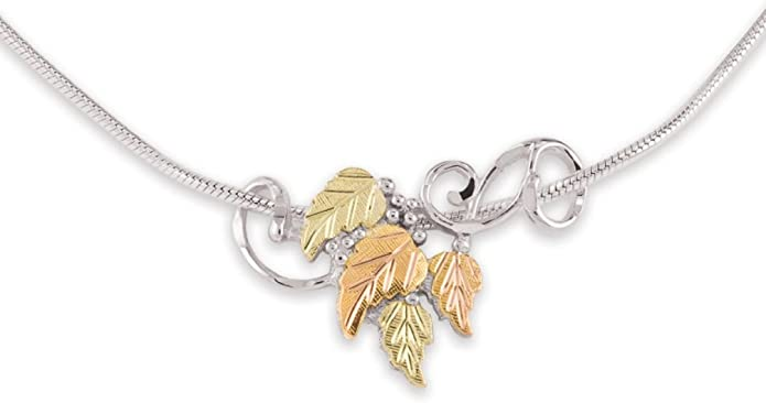 Laser Cut Jewelry 1 Pc Woodland jewelry Gold Leaf Pendant Silver Leaf Pendant Goldie Supplies