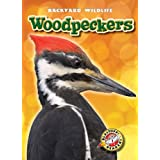 Woodpeckers (Blastoff! Readers: Backyard Wildlife) (Blastoff! Readers: Backyard Wildlife: Level 1 (Library))