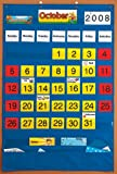 Calendar Pocket Chart [Case of 5]