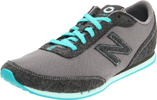 New Balance Womens Ww101 Walking Shoe Grigio / Verde