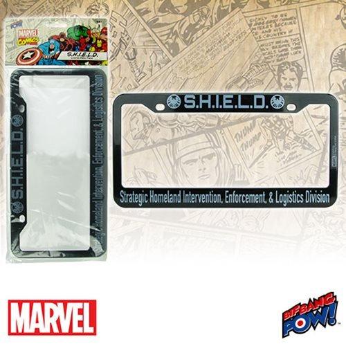 Shield S H I E L D License Plate Frame product image