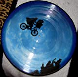 E.T. THE EXTRA-TERRESTRIAL (ORIGINAL SOUNDTRACK LP, PICTURE DISC, IMPORT, 1982)