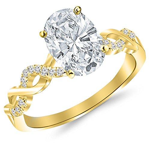 0.63 Ct Tw Diamond - 5