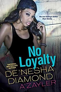 Book Cover: No Loyalty