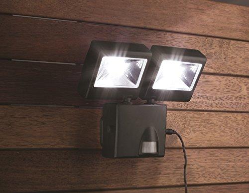 Amazoncom Ultra Bright 1000Lumen Solar Powered Twin Dual