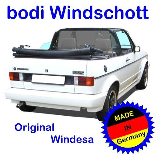 Bodi Windschott Windesa GmbH win-01-0010 Windschott Schwarz