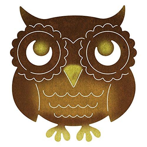 Cheery Lynn Designs B789 Whimsical Owl Die
