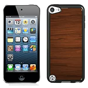 New Beautiful Custom Designed Cover Case For iPod 5 With Wood Textures Phone Case