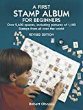 img - for A First Stamp Album for Beginners: Revised Edition (Dover Children's Activity Books) book / textbook / text book
