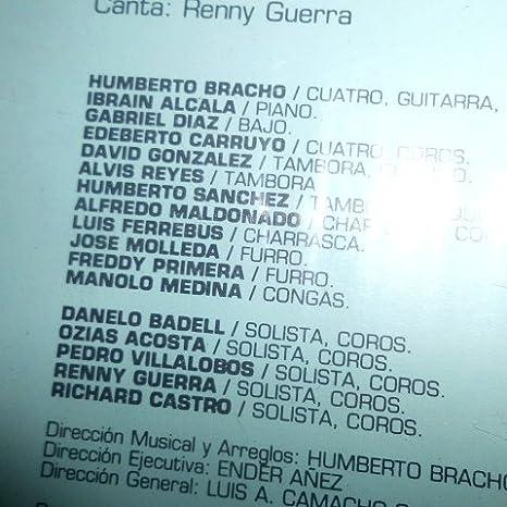 Los Gaiteros De Pillopo, Acardio Martinez, Virgilio Carruyo, Abdenago Neguito Borjas, Heberto Pacheco, Ricardo Dorante, Walter Morales, Jack Perez, ...