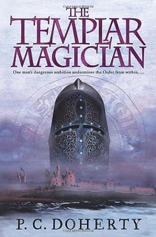 book cover of The Templar Magician
