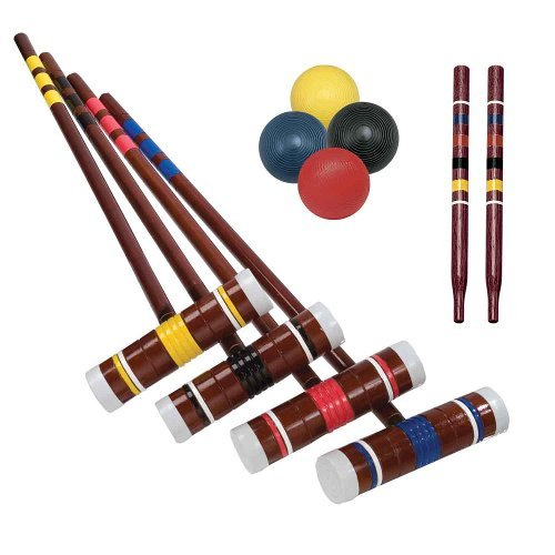 Franklin Recreational Croquet Set by Unknown