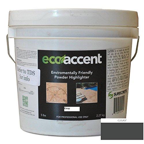 ECO-ACCENT CONCRETE ACCENT STAIN Gray