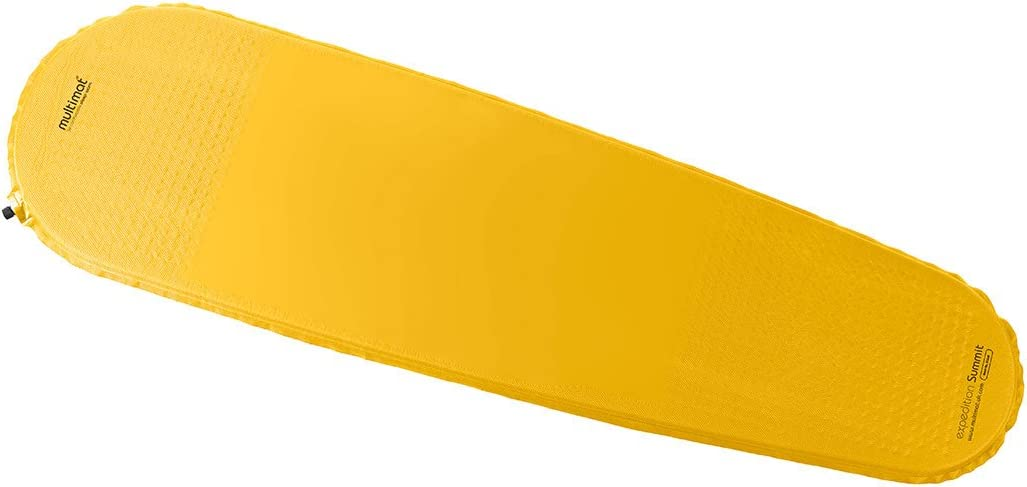 Multimat Summit 25 38 Self Inflating Mat Gold and Black