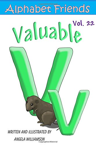 Download Valuable V (Alphabet Friends) (Volume 22) pdf