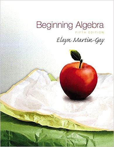 The Martin-Gay Developmental Math Series   Pearson