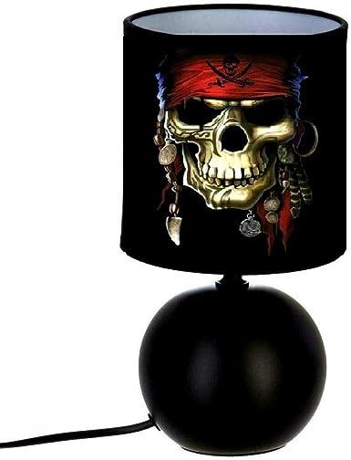 lampe tête de mort 11