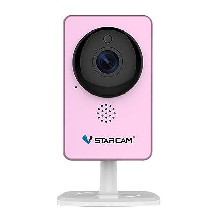 favourall Camera 1080P Wireless IP cámara de vigilancia, visión nocturna, detector de movimiento 2 Way Audio, ...