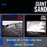 Valley of Rain & Ballad of a Thin Line Man by Giant Sand (1997-06-24)