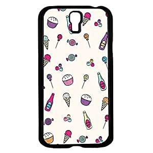 Colorful Cupcake and Candy Hard Snap on Phone Case (Galaxy s4 IV) by icecream design