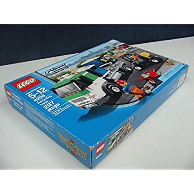 LEGO City Recycling Truck 4206: Toys & Games