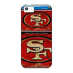 linJUN FENGIphone Case - Tpu Case Protective For iphone 5/5s- San Francisco 49ers