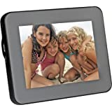 Sunpak 3 Inch Pocket Digital Photo Frame (Color: Black)