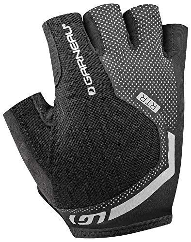 Louis Garneau Men's Mondo Sprint Bike Gloves, Black/Gray, ()