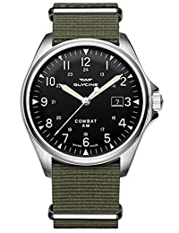 Glycine combat vintage GL0122 Mens automatic-self-wind watch