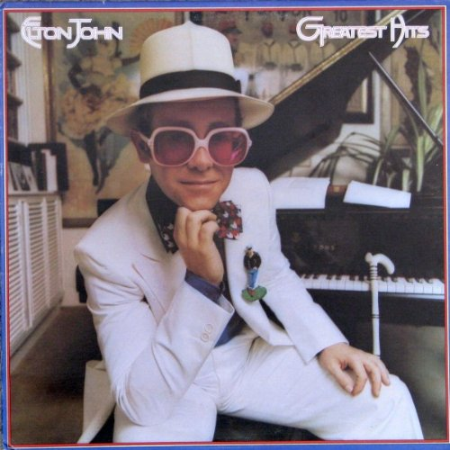 Elton John: Greatest Hits by MCA