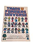img - for Transformers Universe (Marvel Comics) book / textbook / text book