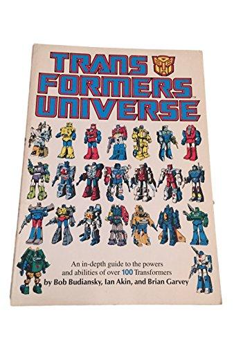 Transformers Universe Comic (Transformers Universe (Marvel Comics))