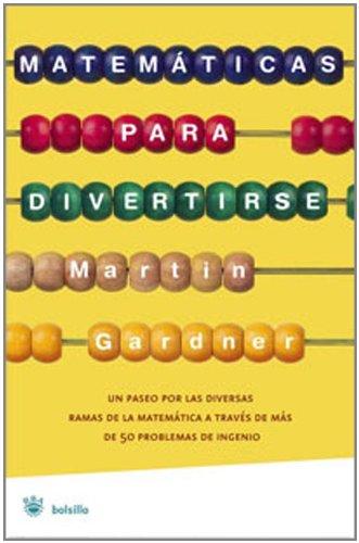 Descargar Libro Matemáticas Para Divertirse Martin Gardner