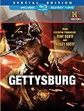 Gettysburg (Blu-Ray/DVD Combo)
