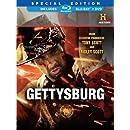 Gettysburg [Blu-ray + DVD]