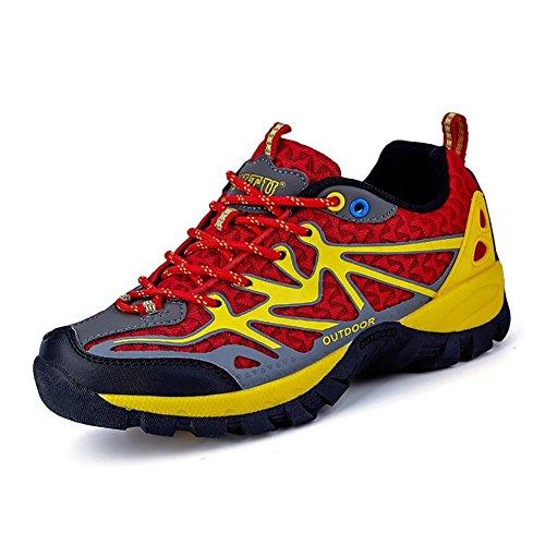 Comfort Fall Mesh Libre Mujer D al Alpinismo el Informal Zapatos Sneakers Escalada Spring para Viajes Trekking Aire de Camping SIqwX