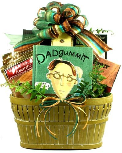 Gift Basket Village Dadgummit Gift Basket for Dad