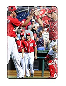 4562570K127077891 washington nationals MLB Sports & Colleges best iPad Air cases