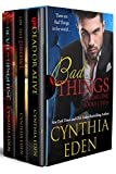 bad things volume one books 1 to 3 bad things series box set