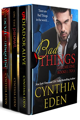 Bad Things Volume One: Books 1 to 3 (Bad Things Series Box Set)