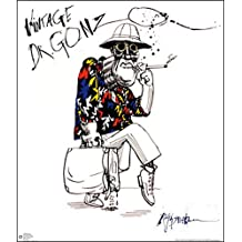 "Fear And Loathing In Las Vegas - Movie Poster (Ralph Steadman - Vintage Dr. Gonzo) (Size: 24"" x 28"") (Poster & Poster Strip Set)"