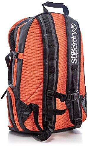 13a Backpack Men's Multicolour Tarp Orange Superdry Sonic Black Zx0PdFq