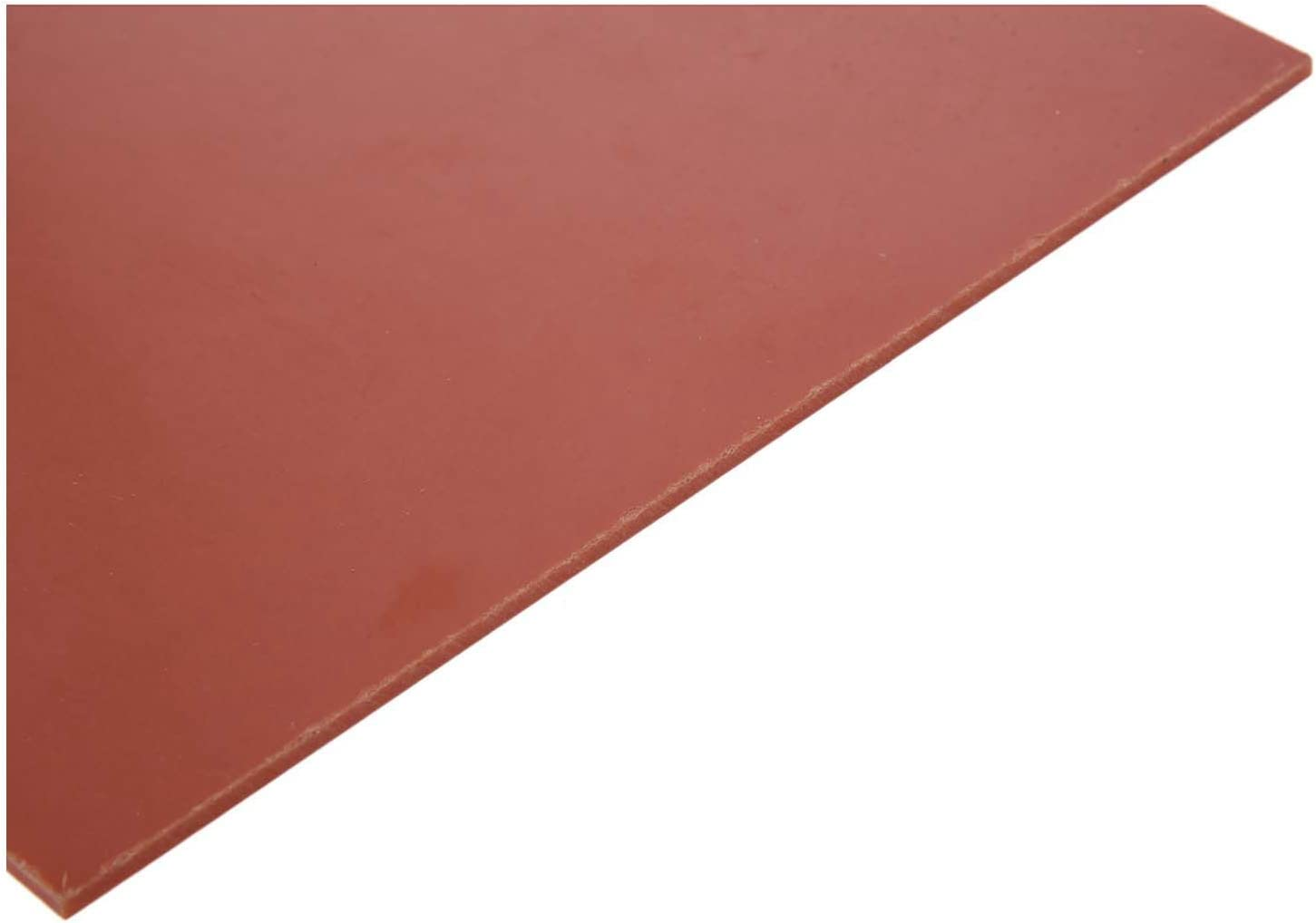 Vaorwne Feuille Plate de R/éSine Ph/éNolique de Bak/éLite 3Mm X 200Mm X 200Mm pour PCB M/éCanique