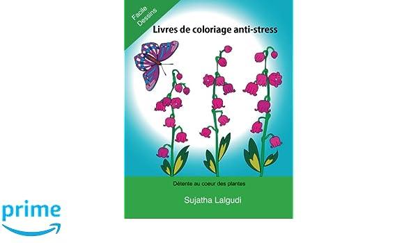 Amazoncom Livres De Coloriage Anti Stress Detente Au
