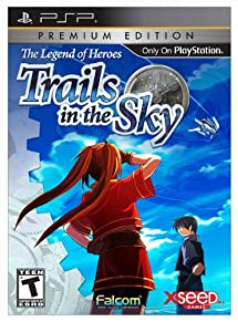 The Legend of Heroes: Trails in the Sky Limited Edition -Sony PSP