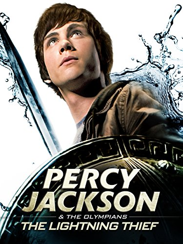 DVD : Percy Jackson & The Olympians: The Lightning Thief