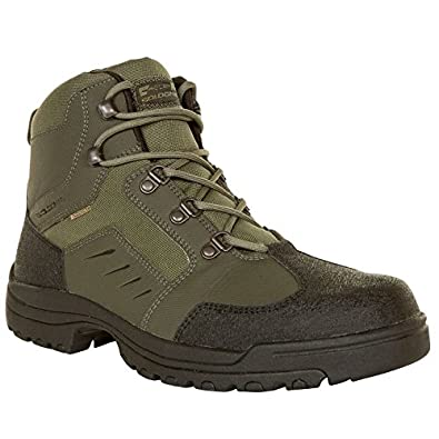 f0fc2e43d2f014 SOLOGNAC Land 100 Waterproof Boots: Amazon.in: Shoes & Handbags