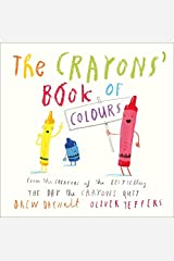 The Crayons' Book of Colours Board book