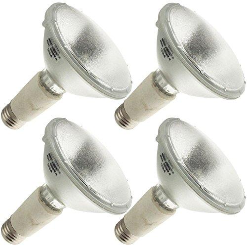 Industrial Performance 75PAR30H/ELN/SP 120-130V, 75 Watt, PAR30, Medium Screw (E26) Base Light Bulb (4 Bulbs) (Screw Medium 130v Par30 E26)